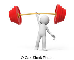Weightlifting Clip Art and Stock Illustrations. 6,819.