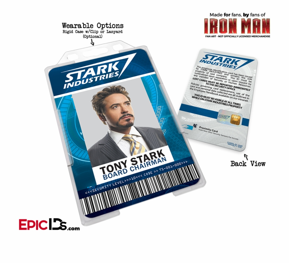 Iron Man / Avengers Inspired Stark Industries Cosplay.