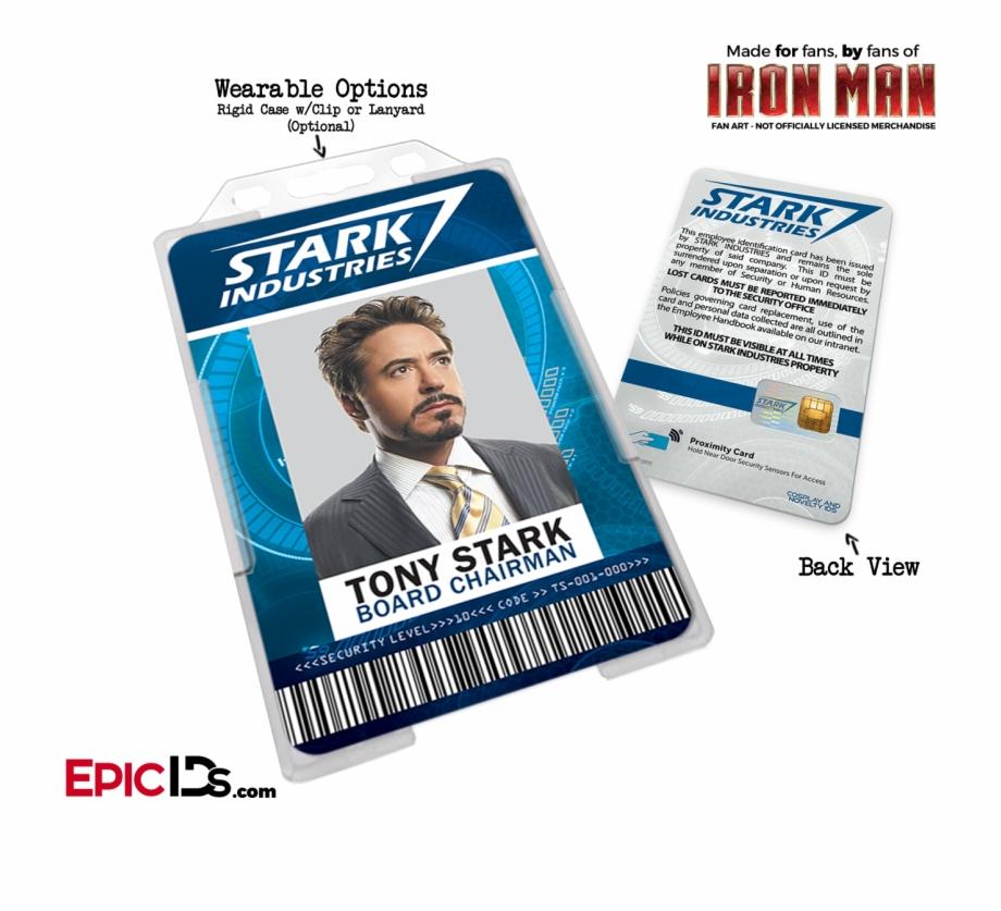Iron Man / Avengers Inspired Stark Industries Cosplay.