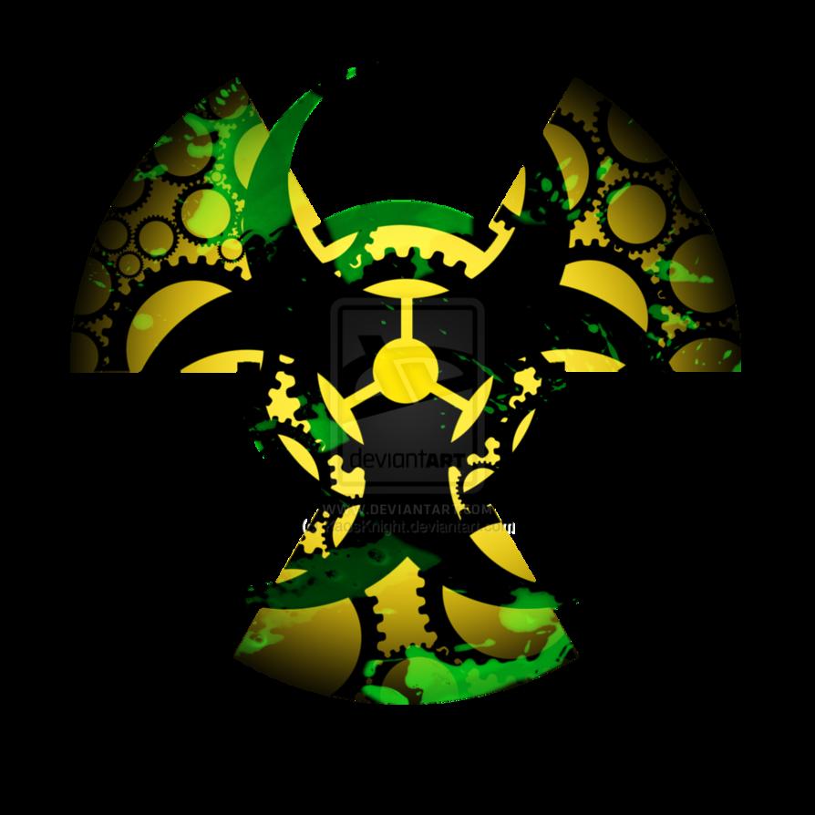 Cool Toxic Logo.