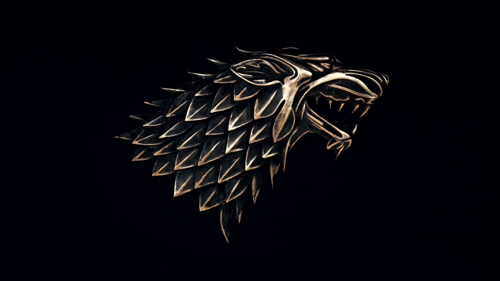 Making the Stark\'s Emblem from Game of Thrones.