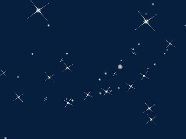 Starry Night Sky Bright Stars PNG, Clipart, Bright, Bright.