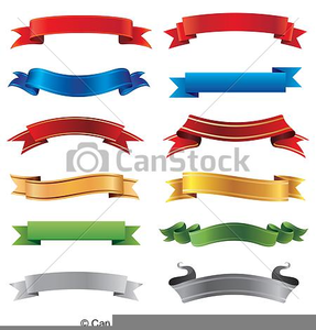 Stars And Banners Clipart.