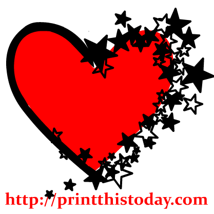 Free Hearts Stars Cliparts, Download Free Clip Art, Free.