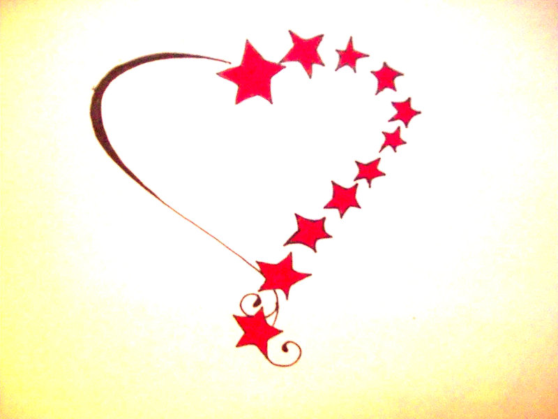 Free Images Of Hearts And Stars, Download Free Clip Art.
