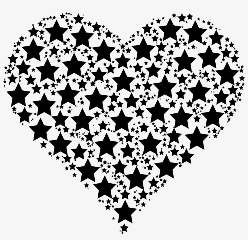 Heart Clipart Star.
