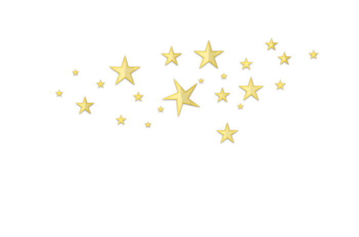 Gold Stars Background Png Vector, Clipart, PSD.