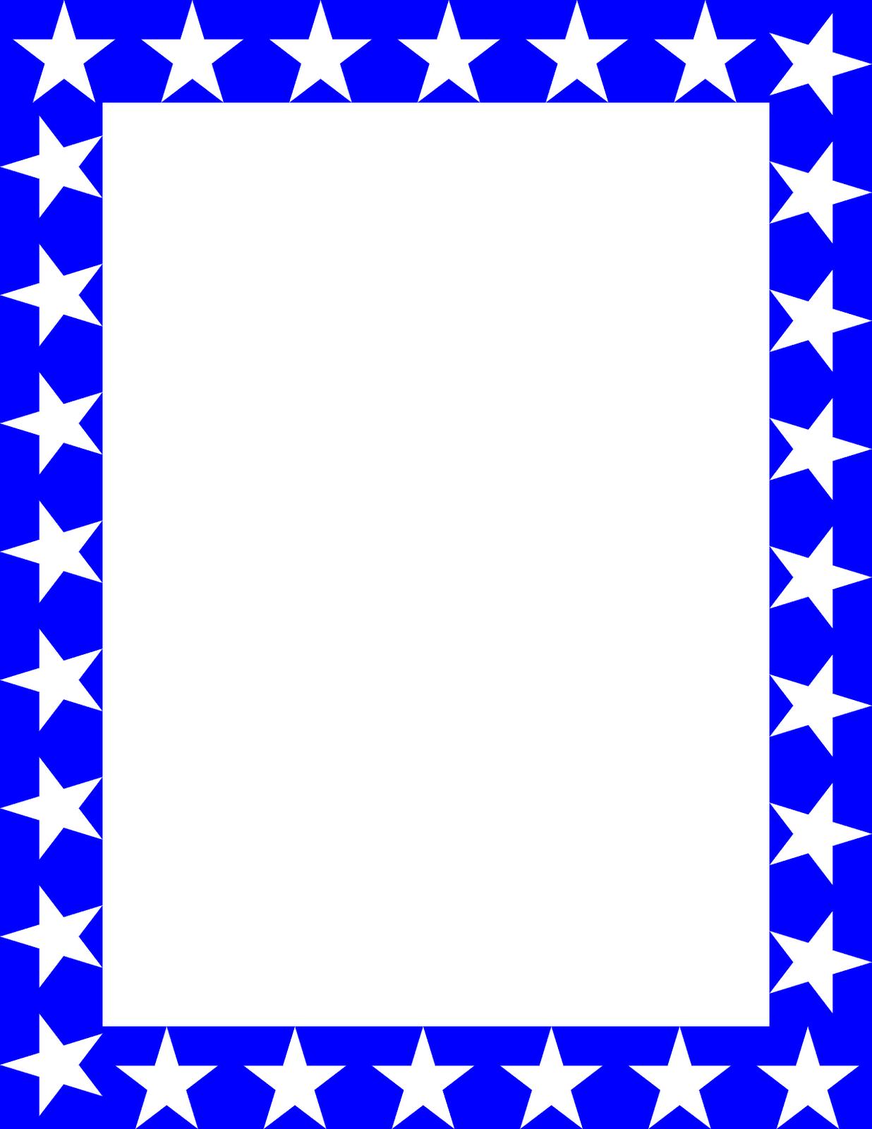 Best Star Border Clipart #27844.