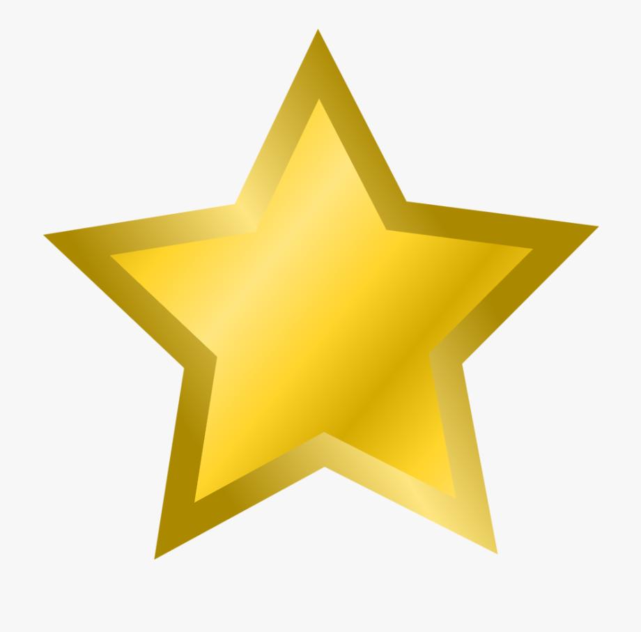 Unique Best Star Clipart.