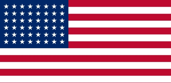 Us Flag Stars clip art Free vector in Open office drawing svg.