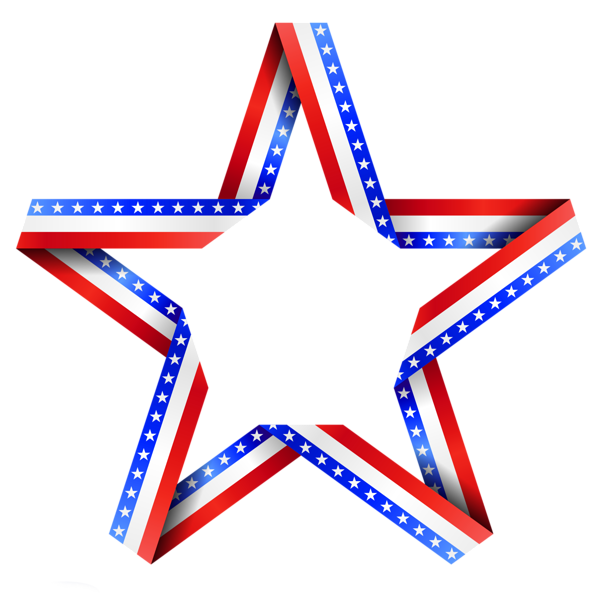 American Star Decor PNG Clipart.