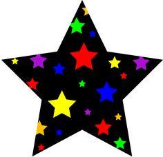 Stars Clip Art at Clker.com.