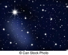 Stars In Space Clipart.