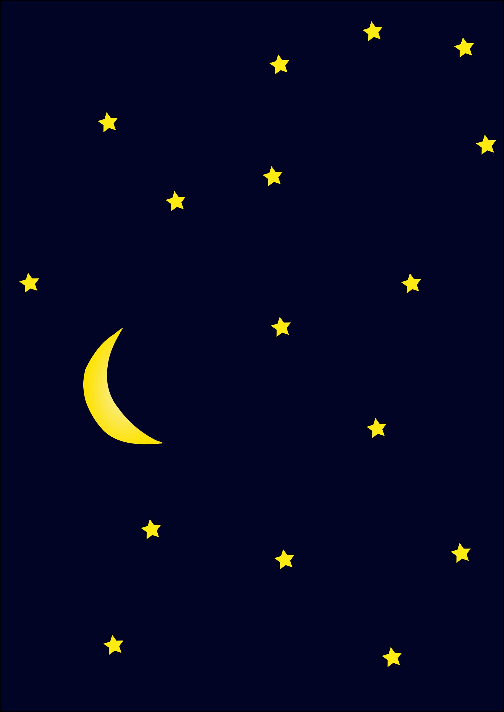 Free Night Stars Cliparts, Download Free Clip Art, Free Clip.
