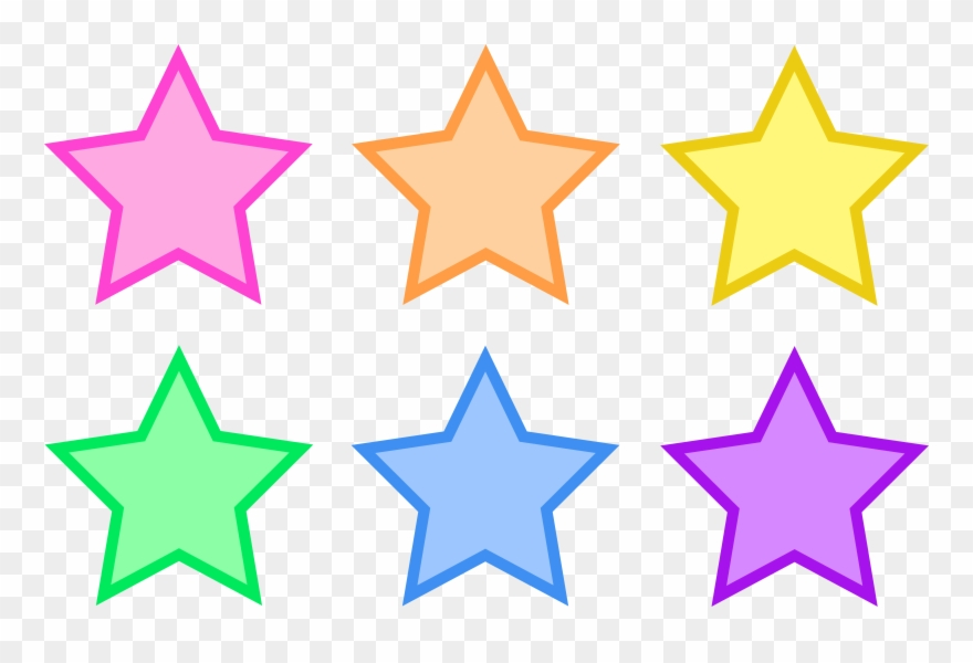 Line Of Stars Clipart 4 By Matthew.