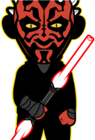 Star Wars Clipart Love Star Wars Darth Maul.