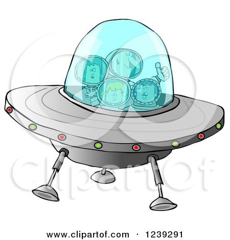Starship clipart.