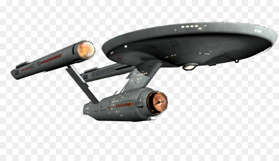Star Trek Starship Enterprise USS Enterprise (NCC.