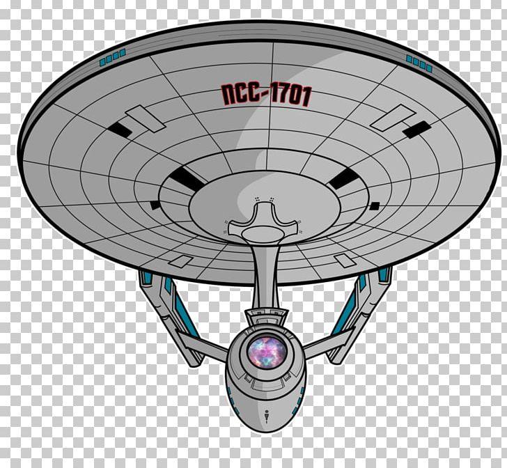 Starship Enterprise Star Trek Poster USS Enterprise (NCC.