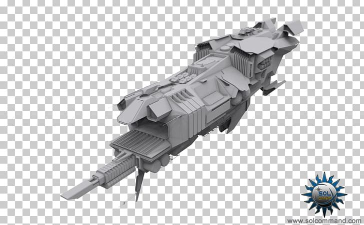 Mother Ship Spacecraft Model Starship PNG, Clipart, 3d.