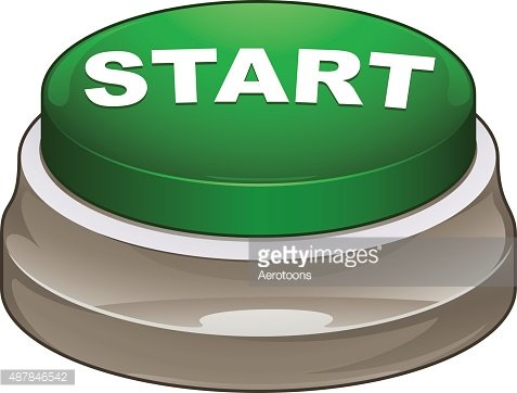 Start Button Clipart Image.