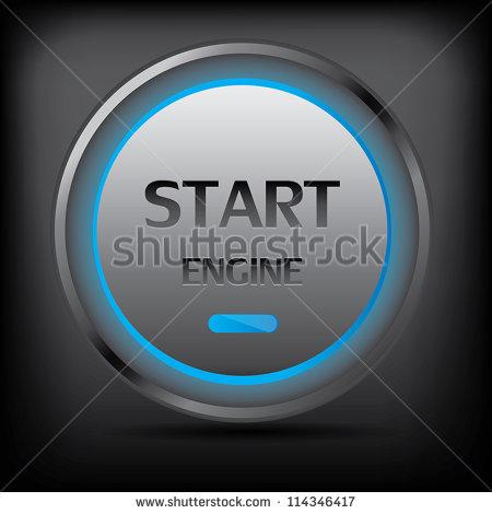 Start The Engine Stock Vectors & Vector Clip Art.