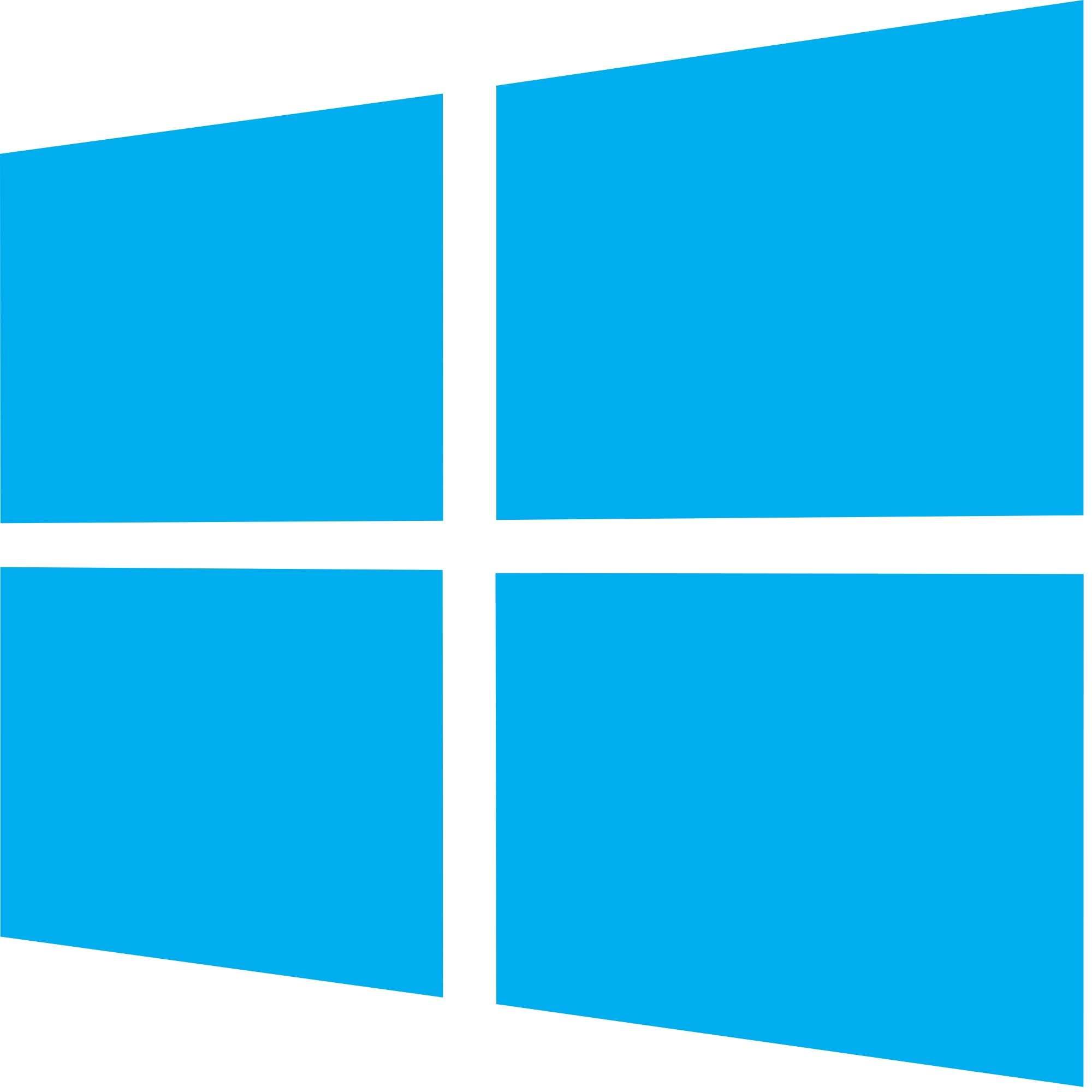 Windows 8 Start Menu Clipart.