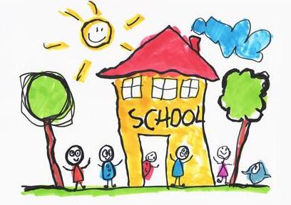 Start Of School Clipart.