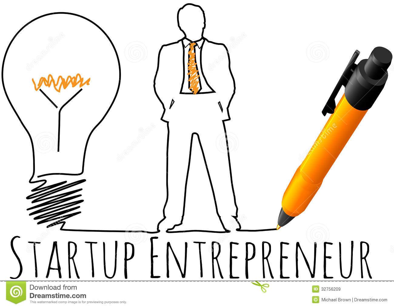 Startup Stock Illustrations.