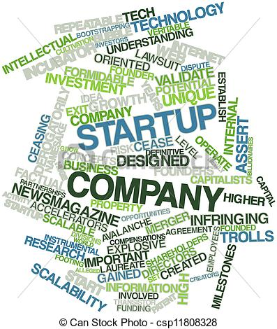 Start Up Company Clipart.