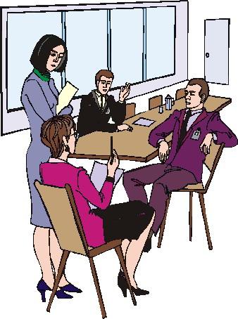 Meeting clip art clipart.
