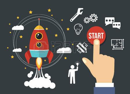 11,882 Start Work Stock Vector Illustration And Royalty Free Start.