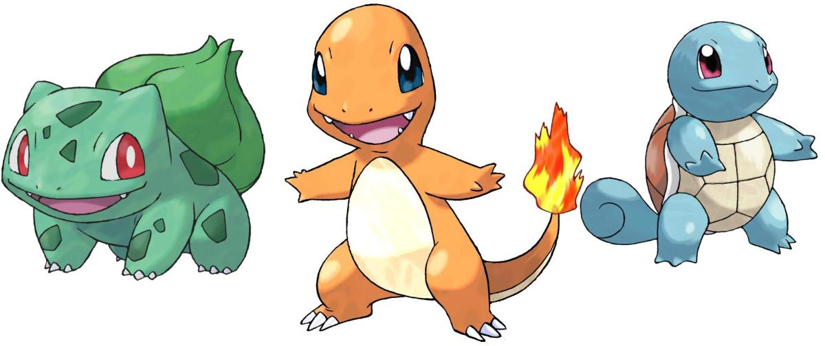 Pokémon Starters: Which Would You Choose?.