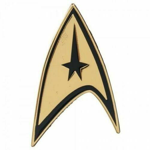Star Trek Classic Original TV Series Command Logo Badge Metal Pin for sale  online.
