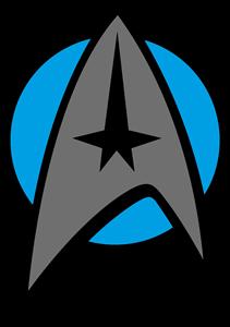 Emblem Star Trek Logo Vector (.AI) Free Download.