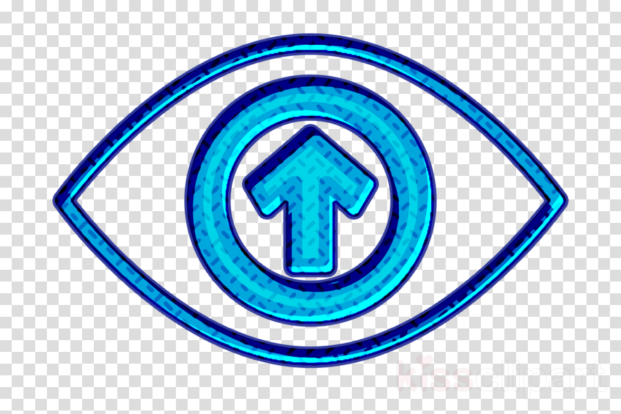 Startup New Business icon Vision icon Eye icon clipart.