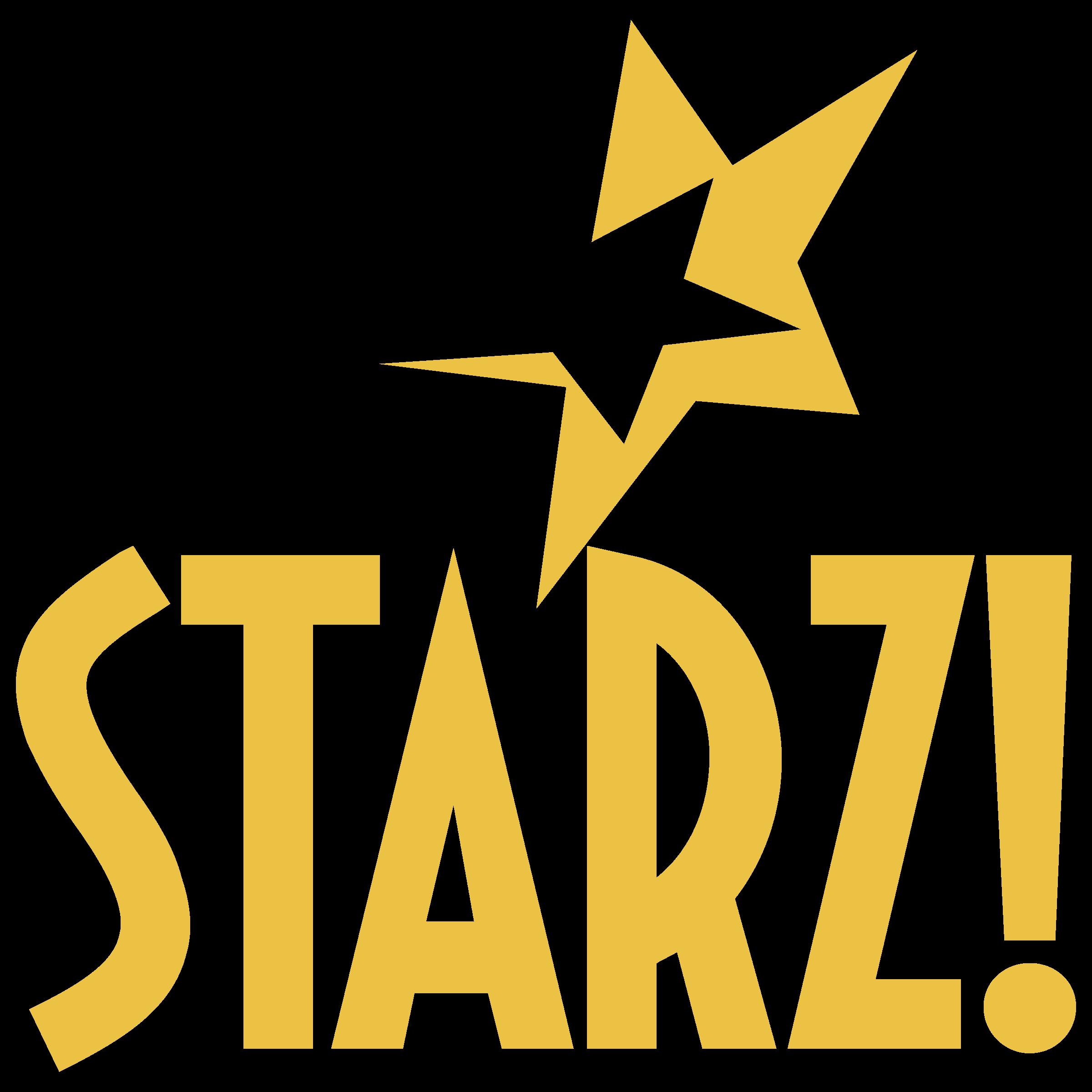 Starz! Logo PNG Transparent & SVG Vector.