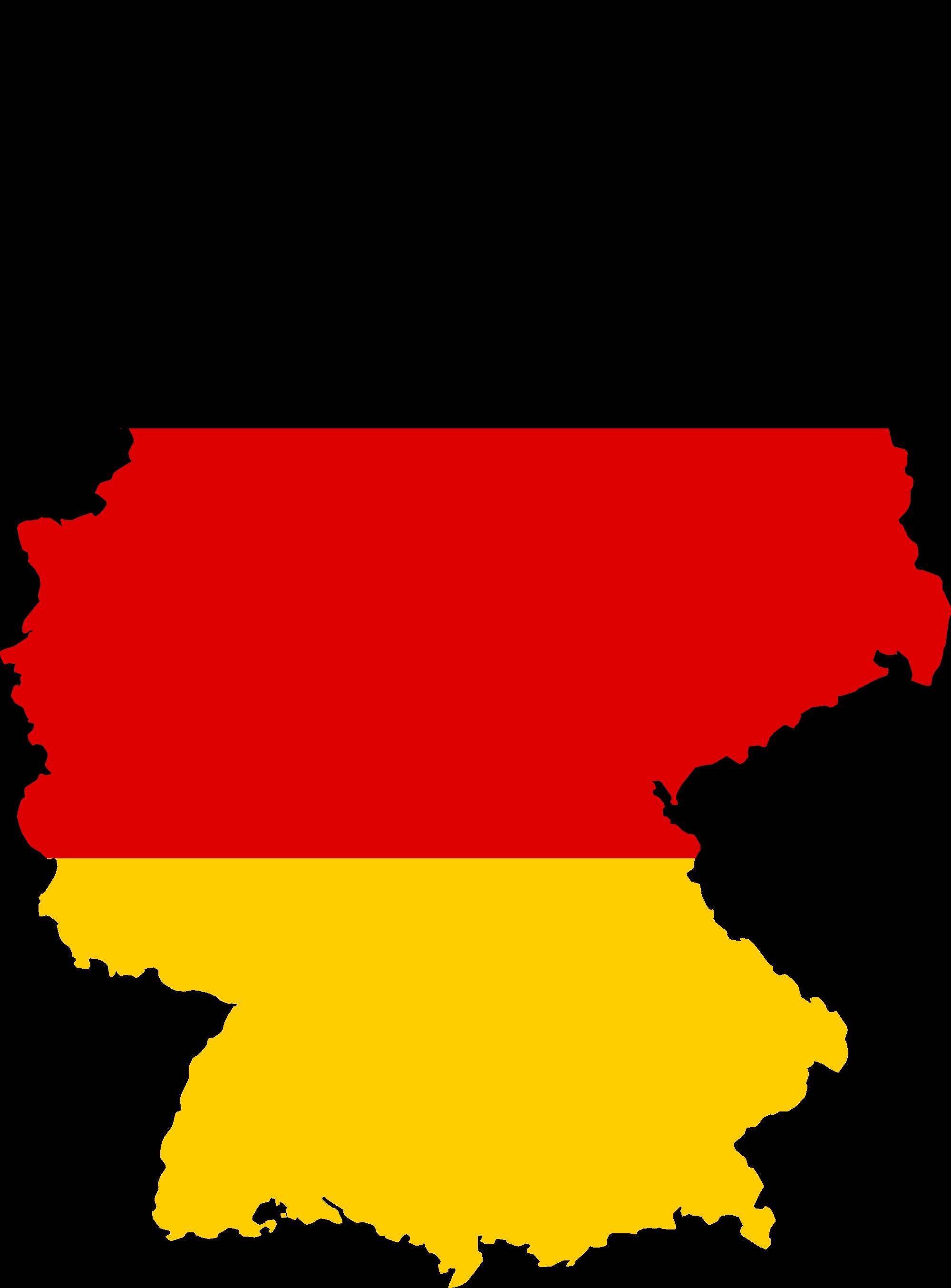 Waterfalls in Germany.