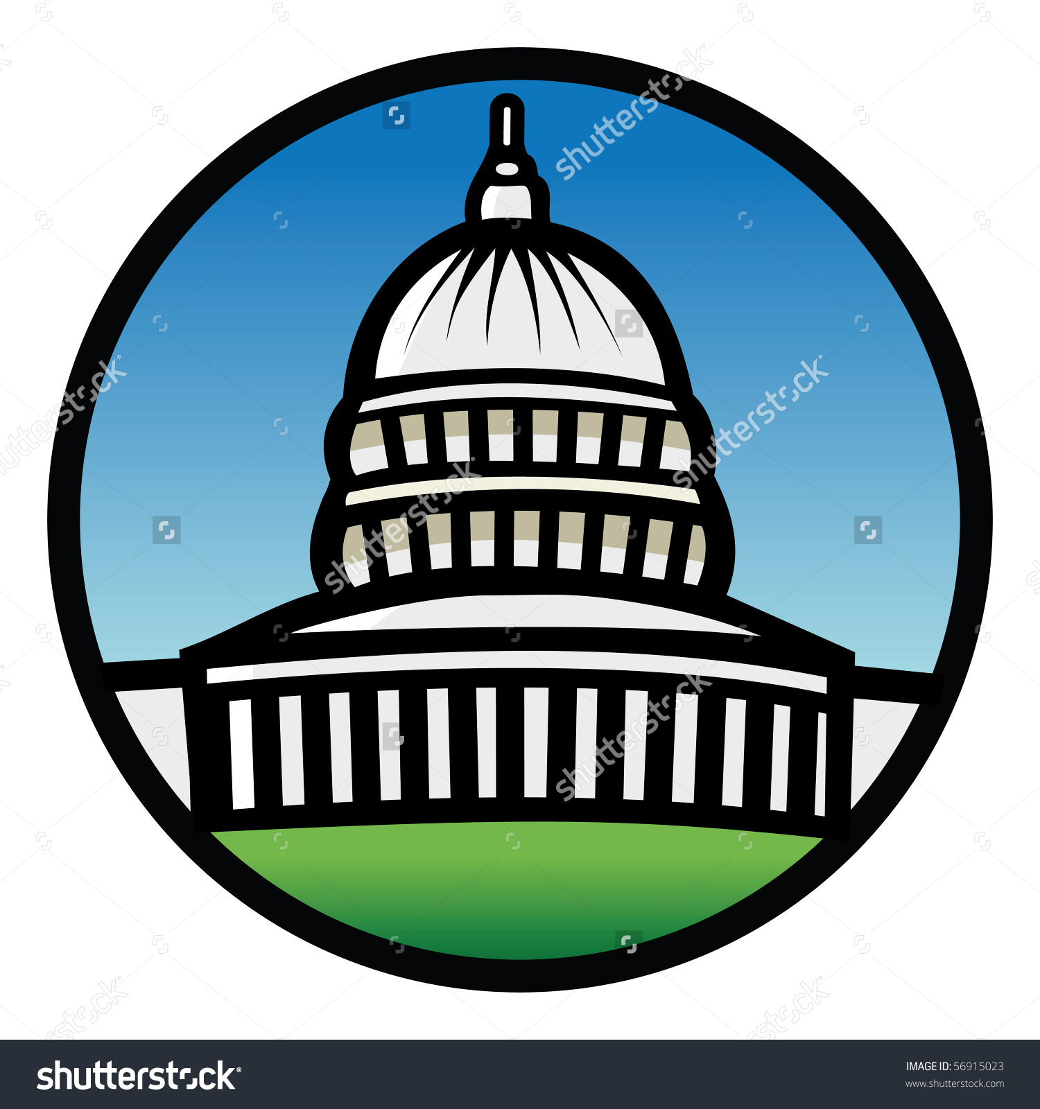 State capital clipart - Clipground