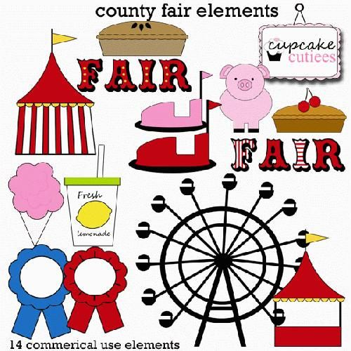 country fair clip art.
