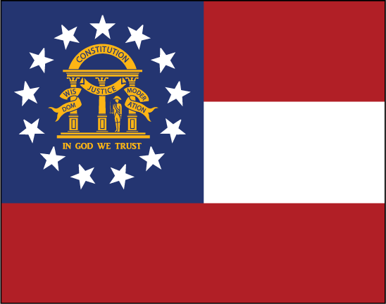 Free State Flag Clipart.