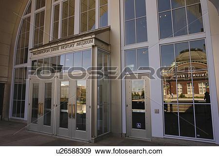 Stock Photograph of Tacoma, WA, Washington, Washington State.