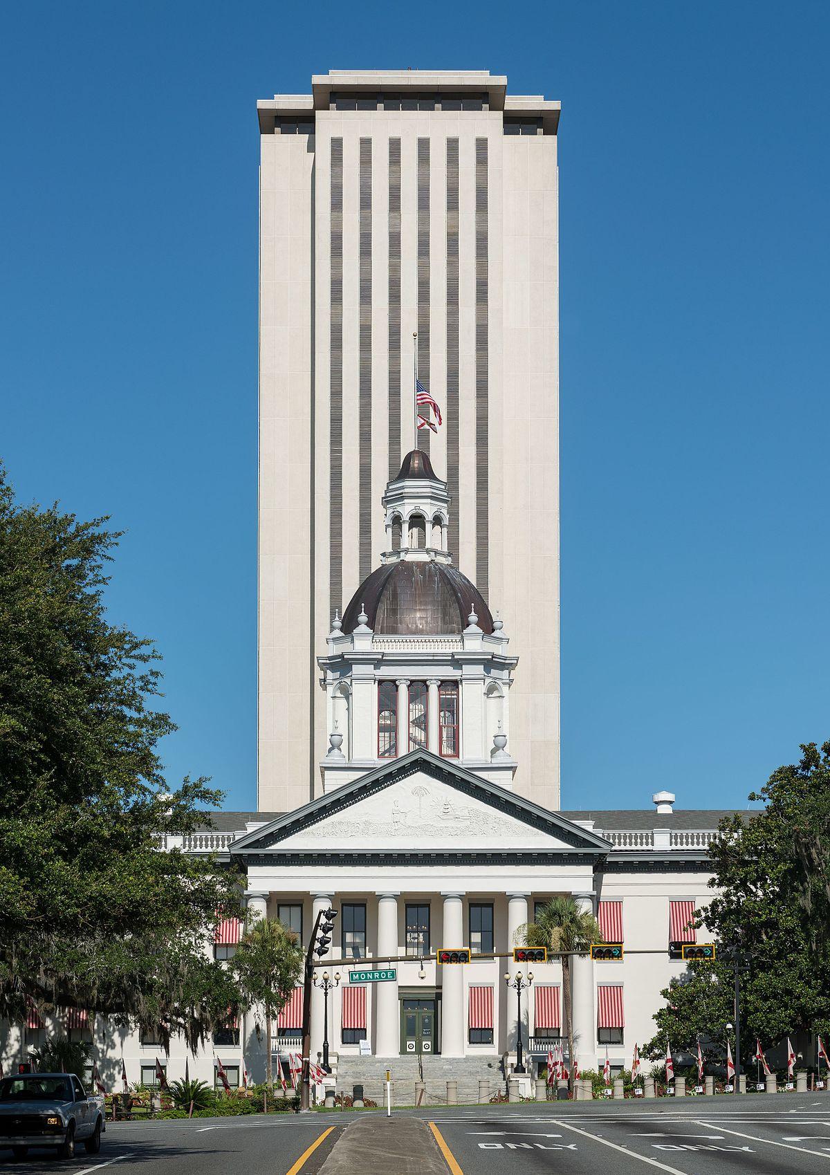 Florida State Capitol.