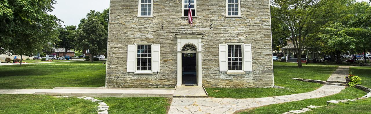Corydon Capitol State Historic Site.