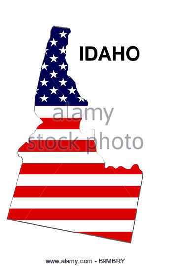 Idaho State Map Stock Photos & Idaho State Map Stock Images.