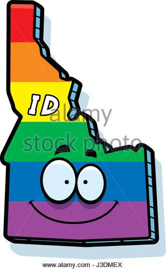 Flag Of State Idaho Stock Photos & Flag Of State Idaho Stock.