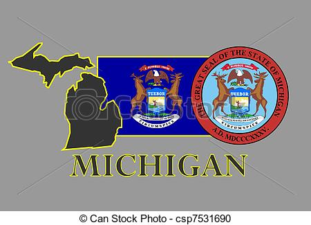 Michigan Illustrations and Stock Art. 1,924 Michigan illustration.