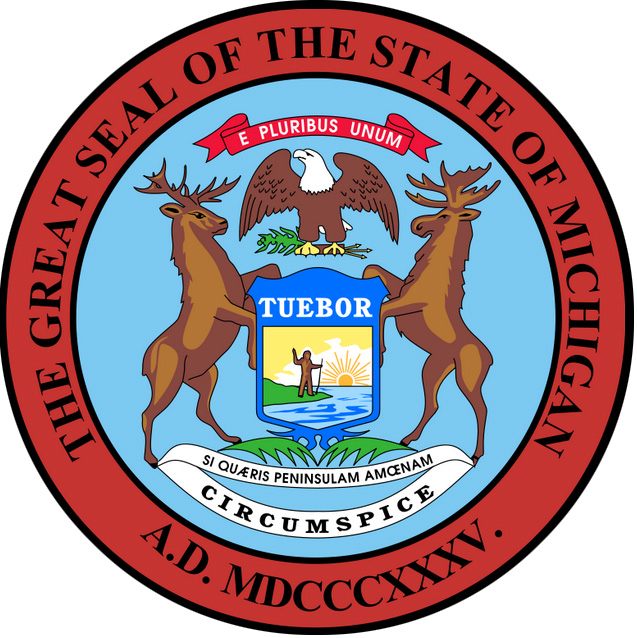 List of State Seals.