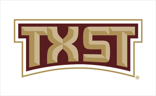 Texas State University Reveals New Logo Design.