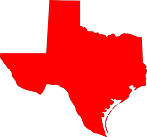 Texas Map with Cities and Counties Printables: Texas State.